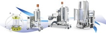 Our scalable family of Mobius® bioreactors