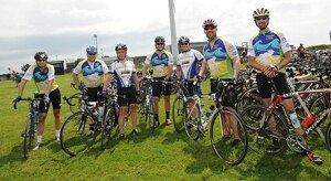 150 Cyclists from EMD Millipore and EMD Serono Participated in 150 Mile Ride for MS
