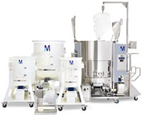 Mobius® Single-use Mixing Systems