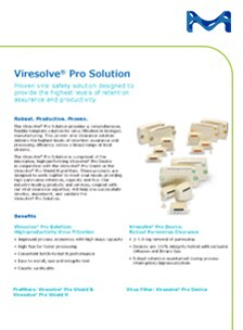 Viresolve<sup>®</sup> Pro Solutions Data Sheet