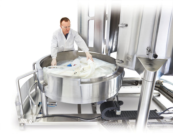 Introducing Mobius® 2000 L Single-use Bioreactor