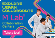 Explore, Learn, Collaborate: M Lab® Collaboration Centers - Take a tour!